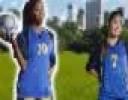 Futbolcu Kızlar tam formdalar. Bu maç için heyecanla seni bekliyorlardı sende geldiğine...