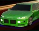 Sokaklarda önüne gelen her arabayla yarışan yeşil araba şimdi sizin kontrolün...