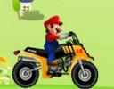 Mario Atv Motor Oyunu bu oyunumuzda Mario Atv motoru ile arazi şartlarında hı...