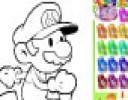 Mario Boyama oyununda istediğin gibi bir Mario yapacaksın. Senin için bir sür...
