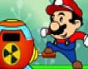 Mario: Madenci oldu. Amacın onunla birlikte burada bulunan serveti kanca ile ...