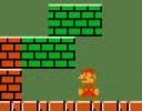 Tetrisli Mario oyununda karşına çıkanları geçerken yukarıya zıplamalısın. Yok...