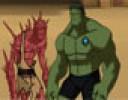Yeşil dev Gladyatör Hulk kırmızı olan savaşçıyla karşı karşıya gelecek. Yeşil...