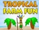 Bu gün seninle Tropikal Çiftlik için çalışmalar yapacağız. Bahçemiz gördüğün ...