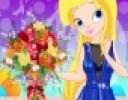 Çiçekler annem için oyununda anneniz için çiçek yaptırma zamanı geldi. Emekle...