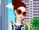 Sokak modası oyununda, sokakta gezmeyi seven kızımızı giydirme zamanı geldi. ...