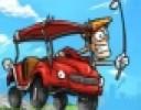 Çılgın Golf Arabası 2 ile farklı bir deneyime hazır olmalısın. Golf arabanı garajından ...