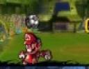 Futbolcu Mario yollarda olduğu kadar top sektirmede de iyi mi birlikte görece...