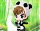 Bebek Panda oyunumuza hoşgeldiniz. Kahramanımız bir maskeli balo partisine da...