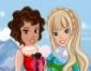 Kar Tatili: Zoe ve Lily ile tanıştınız mı? Onlar en iyi arkadaşlar. Aralarınd...