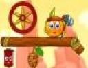 Oyuna ilk girdiğiniz zaman oyunun adından da belli olduğu gibi turuncu renkli...