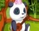 Muhteşem Hayvanlar: Oyuncu Panda arkadaşımız küvette oyun oynamak istiyor. Se...