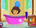 Dora Banyo Oyunu bu oyunumuzda sevimli kahramanımız dora ile birlikt eğlencel...