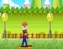 Kaykaycı Mario Oyunu bu oyunumuzda sevimli kahramanımız mario ile eğlenceli v...