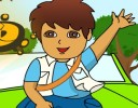 Diego Orman Yolunda Oyunu isimli bu oyunumuzda kahramanımız Diego ile ormanda...