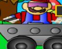 Hazine avına çıkan Süper Mario'ya yardım ederek altınları daha kolay toplamas...