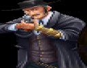 Yalnız başına gezen kovboy bara giriyor ama barda silahlı bir saldırıya uğruy...