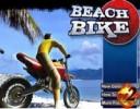 Plajda Motor Oyunu yetenek gerektiren bir oyundur. Zorlu dağ taş plaj yolları...
