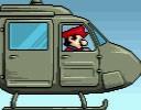Süper Mario maceralarına bir yenisi daha eklendi ve bu sefer Mario helikopter...