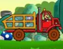 Mario Taşıma Kamyonu Oyunu mario oyunlarını sevenler için çok eğlenceli bir o...