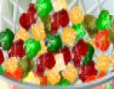 Evine gelecek misafirlarin için meyveli pasta hazırlayarak onların yaptığı bu...