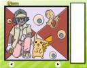 Pokemon bulmaca oyununda parçaları eşleştirerek kahramanımızın hayalini gerçe...