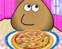 Pou pizza şefi oyunu bu oyunumuzda pou ile hem eğlenceli vakit geçirip hemde ...